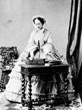 Empress Eugenie, C.1860 Photographic Print