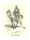 Earl Godwine Giclee Print by Gordon Frederick Browne