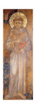 Portrait of St. Francis, C.1285 Giclee Print by Giovanni Cimabue