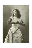 Miss Eames as Juliet Giclee Print
