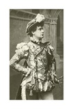 Mr William Terriss as Claudio Giclee Print