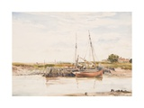 Walberswick Giclee Print by Thomas Collier