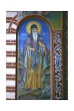 St. Ivan Rilskis Giclee Print by Zahari Zograf