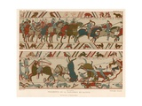 Bayeux Tapestry Giclee Print