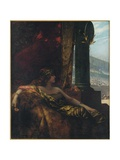 The Empress Theodora Giclee Print by Jean Joseph Benjamin Constant