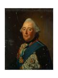 Field Marshal Frederick II, Landgrave of Hesse-Kassel, after 1760 Giclee Print by Johann Heinrich Tischbein