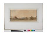 Autumnal Landscape, C.1840 Giclee Print by Peter De Wint