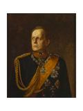 Helmuth Carl Bernhard Graf Von Moltke, 1898 Giclee Print by Franz Seraph von Lenbach