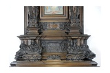 Detail of the Sam Wilson Chimneypiece, C.1908-14 Giclee Print by Alfred Gilbert