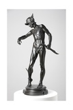 Perseus Arming, 1882, Cast 1910 Giclee Print by Alfred Gilbert