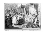 Nuptial Ceremony of Portuguese Jews in Amsterdam, 1723 Giclee Print by Bernard Picart