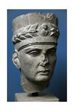 A Palmyrene Priest. C. 190-210 A.C. Limestone. Carlsberg Glyptotek Museum. Copenhagen. Denmark Giclee Print