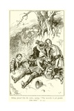 Death of Sir Philip Sidney Giclee Print by Gordon Frederick Browne