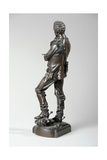 Statuette of General Charles Gordon, 1888 Giclee Print by William Hamo Thornycroft