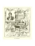 Eli Whitney Giclee Print