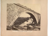 No. 302. Perspective View of Union Arch, Washington Aqueduct, C.1861-1865 Photographic Print by Andrew Joseph Russell