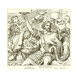 Antony and Cleopatra Giclee Print by Henry Courtney Selous