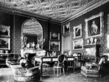 One of the Principal Rooms of Seamore Place, Illustration from 'A Description of the Works of Art… Photographic Print by John Thomson