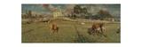 Villa Baciocchi Near Ajaccio, Corsica, 1888 Giclee Print by Christian Eriksen Skredsvig