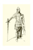 Norman Knight Giclee Print by Gordon Frederick Browne