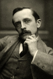 Portrait of J.M.Barrie, 1892 Photographic Print by Frederick Hollyer