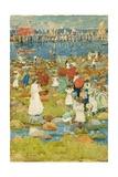 Stony Beach Giclee Print by Maurice Brazil Prendergast