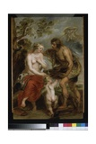 Atlanta and Meleager, C.1635-37 Giclee Print by Peter Paul Rubens
