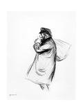 Le Colporteur Juif (The Jewish Pedlar), C.1880-90 Giclee Print by Jean Louis Forain