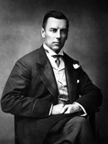 Joseph Chamberlain, 1888 Photographic Print by Herbert Rose Barraud