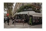 Café De Flore in Paris Giclee Print