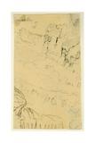 Bagnolles Des L'Orne', C.1817-22 Giclee Print by John Sell Cotman