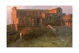 Chiesa Dell'Aracoeli Giclee Print