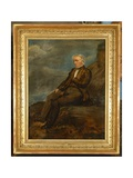 Portrait of Wordsworth on Helvellyn, C.1843 Giclee Print by Benjamin Robert Haydon