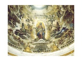 The Assumption of the Virgin Giclee Print by Ludovico Cardi Cigoli