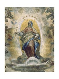 The Assumption of the Virgin Giclee Print by Ludovico Cardi da Cigoli