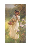 Springtime Giclee Print by Albert Lynch