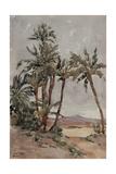 Biskra Giclee Print by Henri Duhem