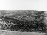 Jerusalem from Mount Scopus, 1857 Photographic Print by  James Robertson and Felice Beato