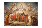 The Propagation of Christianity Giclee Print by Tommaso Minardi