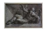 Allegory of Time Giclee Print by Giovanni Antonio Pordenone