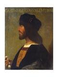Portrait of Cesare Borgia Giclee Print