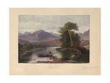 Rydal Water Giclee Print