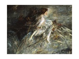 Portrait of Marchesa Casati Giclee Print by Giovanni Boldini