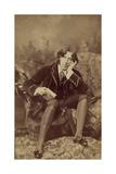 Oscar Wilde, 1882 Lámina giclée por Napoleon Sarony