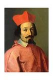 Portrait of Alexander VII Aged 53 Giclee Print