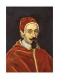 Portrait of Alexander VII Aged 57 Giclee Print
