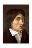 Self-Portrait Giclee Print by Franz Pforr
