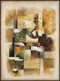 Abstract Collage I Prints by Jonathan Parsons