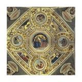 Vault of the Presbytery, Santa Maria Del Popolo, Rome, C.1484-92 Giclee Print by Bernardino di Betto Pinturicchio