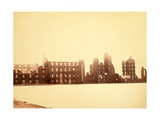 Ruins of the Gallego Flour Mills, Richmond, Virginia, 1865 Giclee Print by Alexander Gardner